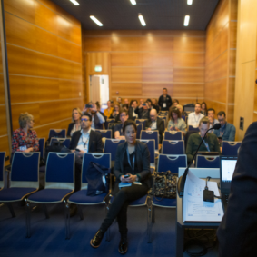 L'audience de l'atelier de Bazaarvoice en 2019 à One to One Monaco